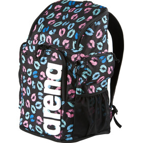 arena Team 45 Backpack lips black-multi
